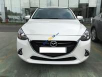Mazda 2 1.5L AT Sedan đời 2017, màu trắng, 500 triệu liên hệ ngay Mazda Cộng Hòa