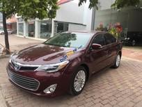 Bán ô tô Toyota Avalon 2.5 Limited 2016, màu đỏ, xe nhập Mỹ, mới 100%, giao ngay