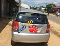 Cần bán lại xe Kia Morning năm 2010, màu bạc