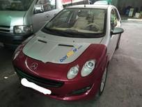 Xe Smart Forfour năm sản xuất 2005, màu đỏ, xe nhập