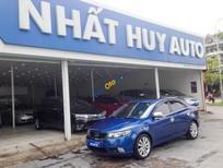 Cần bán Kia Forte SLI 1.6 AT đời 2009, màu xanh lam, xe nhập, thủ tục nhanh gọn