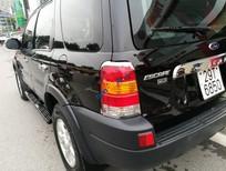 Cần bán lại xe Ford Escape XLT sản xuất 2004, màu đen, xe nhập số tự động