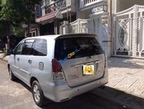 Xe Toyota Innova 2.0 G đời 2009, màu bạc chính chủ