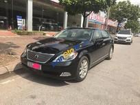 Cần bán Lexus LS 460 L đời 2009, màu đen, nhập khẩu
