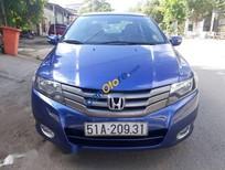 Bán ô tô Honda City đời 2011, màu xanh lam, nhập khẩu nguyên chiếc
