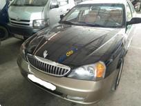 Cần bán gấp Daewoo Magnus 2.5 AT năm 2004, màu đen, nhập khẩu