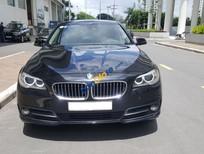 Bán 2015 BMW 5 Series, màu đen, nhập khẩu nguyên chiếc