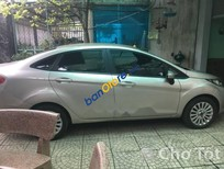 Cần bán Ford Fiesta 1.6  AT đời 2011, màu bạc xe gia đình, 360 triệu