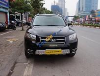 Cần bán xe Hyundai Santa Fe MLX năm 2009, màu đen, nhập khẩu, 595 triệu