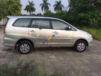 Bán Toyota Innova 2.0G đời 2009, màu bạc chính chủ