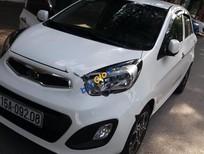 Cần bán xe Kia Morning 1.0 AT năm sản xuất 2012, màu trắng, nhập khẩu