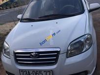 Cần bán lại xe Daewoo Gentra sản xuất năm 2008, màu trắng