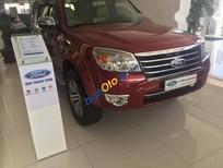 Cần bán Ford Everest AT đời 2009, màu đỏ số tự động