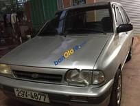 Cần bán xe Kia Pride CD5 năm 2004, màu bạc xe gia đình