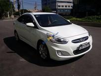 Bán ô tô Hyundai Accent 1.4 AT đời 2013, màu trắng, nhập khẩu nguyên chiếc số tự động, 448 triệu