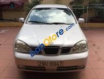 Bán ô tô Daewoo Lacetti CDX đời 2004, xe cũ đang sử dụng tốt, vận hành an toàn
