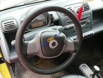 Bán Smart Fortwo 1.0AT đời 2008, màu vàng, xe nhập giá cạnh tranh