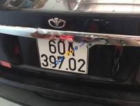 Cần bán lại xe Daewoo Lacetti EX đời 2010, màu đen giá cạnh tranh