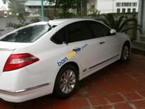 Bán xe Nissan Teana D đời 2010, màu trắng, nhập khẩu giá cạnh tranh