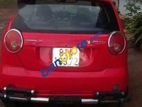 Bán ô tô Chevrolet Spark đời 2009, màu đỏ