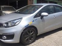 Cần bán Kia Rio 1.4 MT sản xuất năm 2015, màu bạc, nhập khẩu