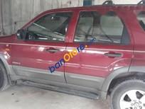 Cần bán lại xe Ford Escape AT đời 2003