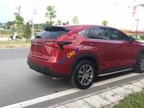 Cần bán Lexus NX 200T 2015, màu đỏ, xe nhập
