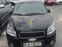 Bán Chevrolet Aveo LTZ 1.5AT màu đen vip 2014 số tự động mới 90%