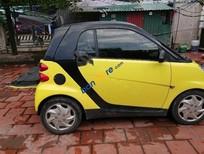 Xe Smart Fortwo 1.0AT sản xuất năm 2008, màu vàng, xe nhập