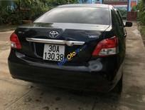 Bán Toyota Yaris 1.3 AT đời 2008, màu đen, nhập khẩu, 298tr
