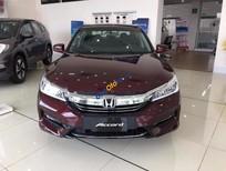 Bán xe Honda Accord 2.4 AT năm sản xuất 2017, màu đỏ, nhập khẩu nguyên chiếc