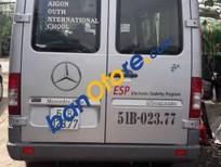 Bán Mercedes Sprinter 313 2007, màu bạc chính chủ, 375tr