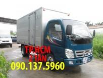 Bán xe Thaco OLLIN 700B đời 2017, màu xám, 482tr