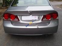 Cần bán Honda Civic 1.8 MT sản xuất 2008, màu bạc chính chủ, giá chỉ 320 triệu