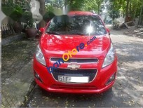 Cần bán xe Chevrolet Spark LTZ 2014, màu đỏ