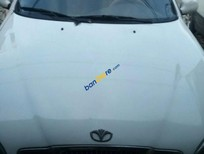 Cần bán gấp Daewoo Lanos SX đời 2002, màu trắng, giá tốt