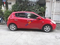 Bán Hyundai i20 AT sản xuất 2010, màu đỏ, xe nhập xe gia đình