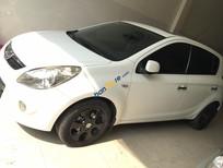 Cần bán lại xe Hyundai i20 đời 2011, màu trắng, nhập khẩu nguyên chiếc số tự động