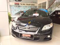 Cần bán xe Toyota Corolla altis 1.8AT năm 2009, màu đen, giá tốt