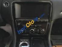 Bán xe Jaguar XJ đời 2015, nhập khẩu, màu xanh đen
