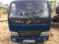 Bán xe tải 1,5 tấn đời 2014, màu xanh lam, giá chỉ 170 triệu