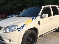 Cần bán xe Ford Escape 2.3 AT đời 2013, màu trắng chính chủ