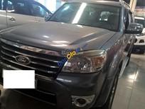 Cần bán xe Ford Everest đời 2010 MT, màu xám (ghi), giá chỉ 519 triệu, BH 1 năm