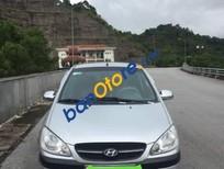 Chính chủ bán gấp Hyundai Getz năm 2009, màu bạc