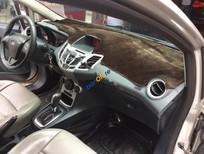 Bán xe Ford Fiesta 1.6 AT đời 2011, màu bạc số tự động