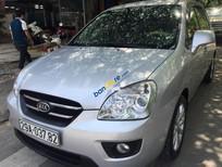 Cần bán Kia Carens SX 2.0 AT đời 2010, màu bạc, giá tốt