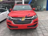Bán Chevrolet Colorado năm sản xuất 2017, màu đỏ, xe nhập giá cạnh tranh