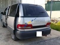Bán Toyota Estima X đời 1995, màu bạc, nhập khẩu nguyên chiếc xe gia đình