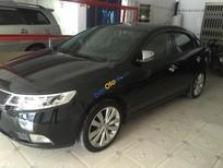 Bán ô tô Kia Forte SX 1.6 AT năm 2011, màu đen
