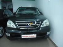 Bán xe Lexus GX 470 đời 2004, màu đen, nhập khẩu nguyên chiếc, giá tốt